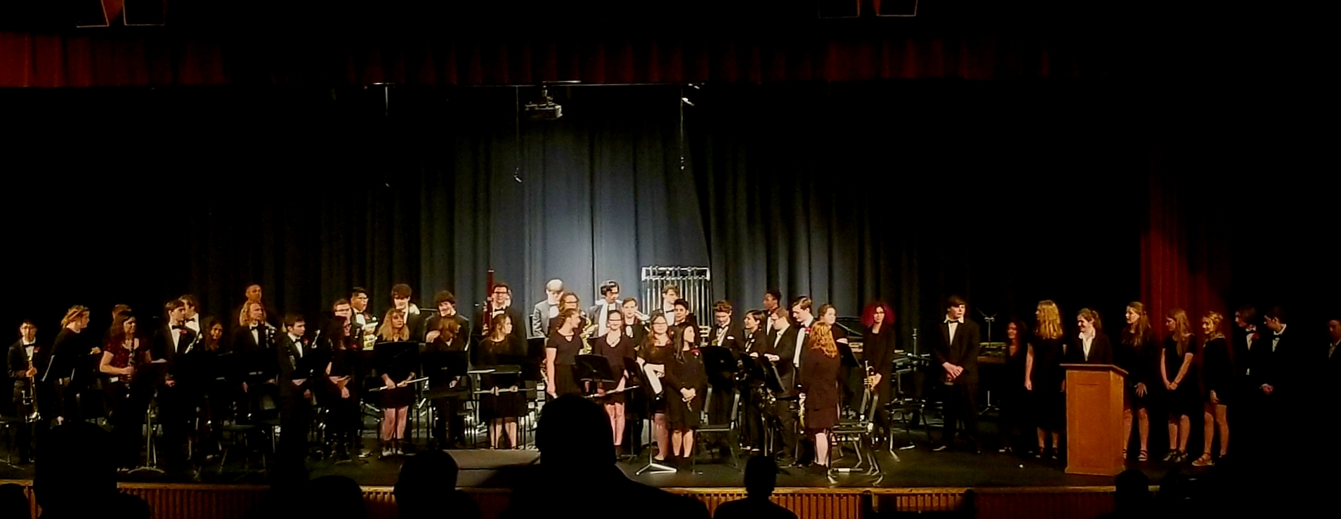 Central High School Band Concert, May 7, 2019